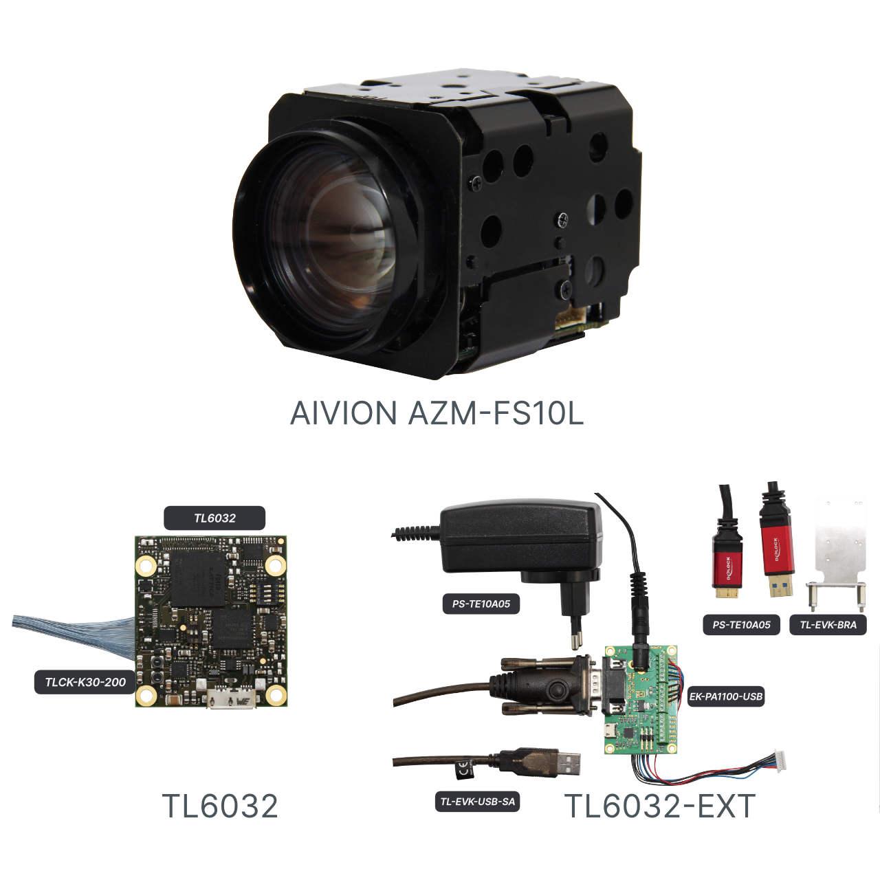 TL6032 |USB 3.0, Horiziontal Micro B Connector