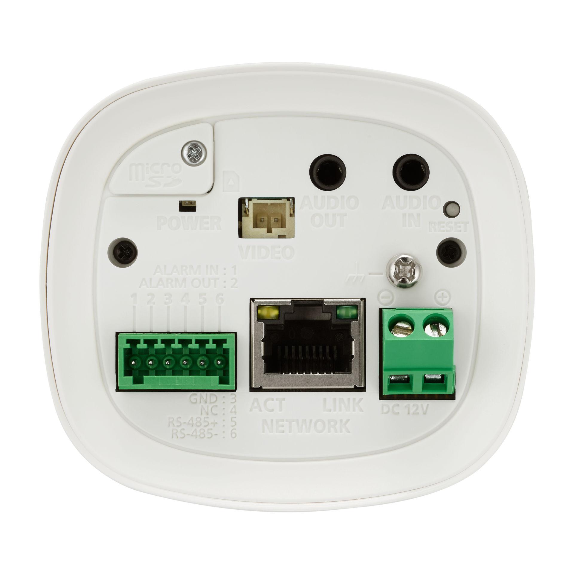 QNB-8002 5MP Box Camera