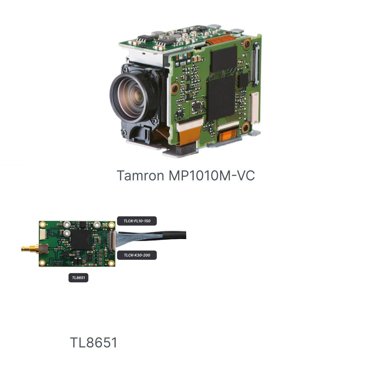 TL8651 |HD-SDI Interface