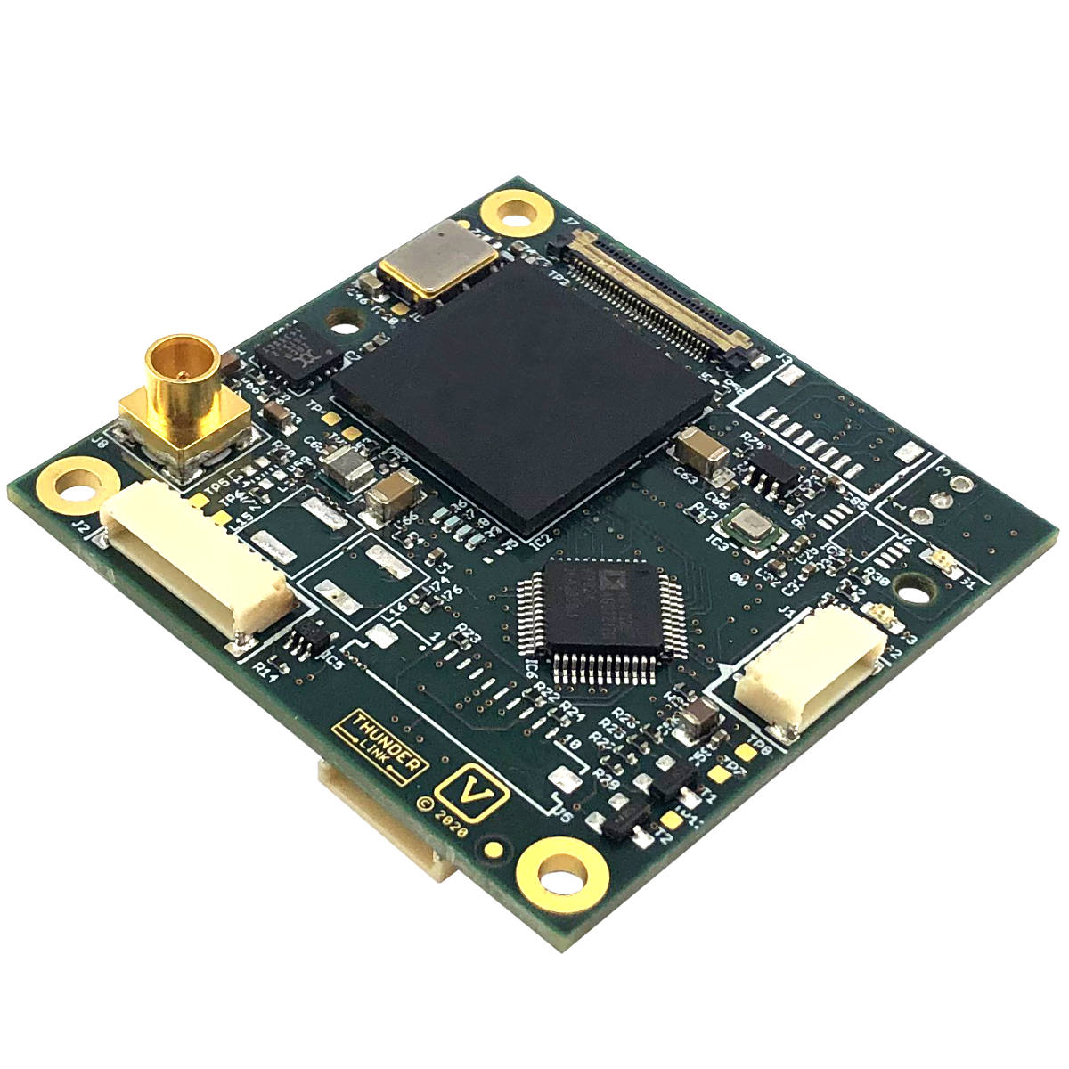 TL7055 | 3G-SDI & analog YPbPr Interface