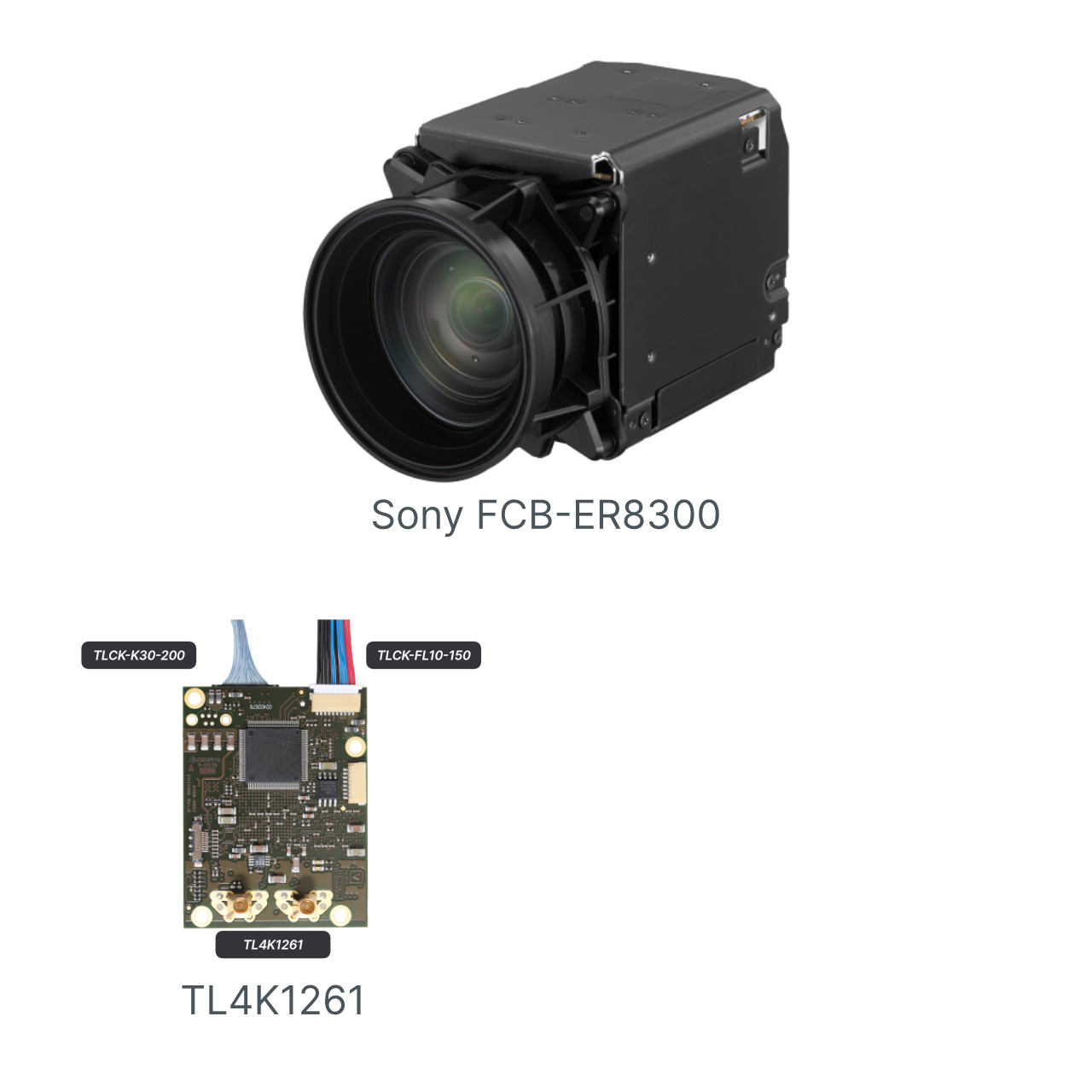 TL4K1261   Dual Link 3 Gbps UHD-SDI  (PCOC Feature)