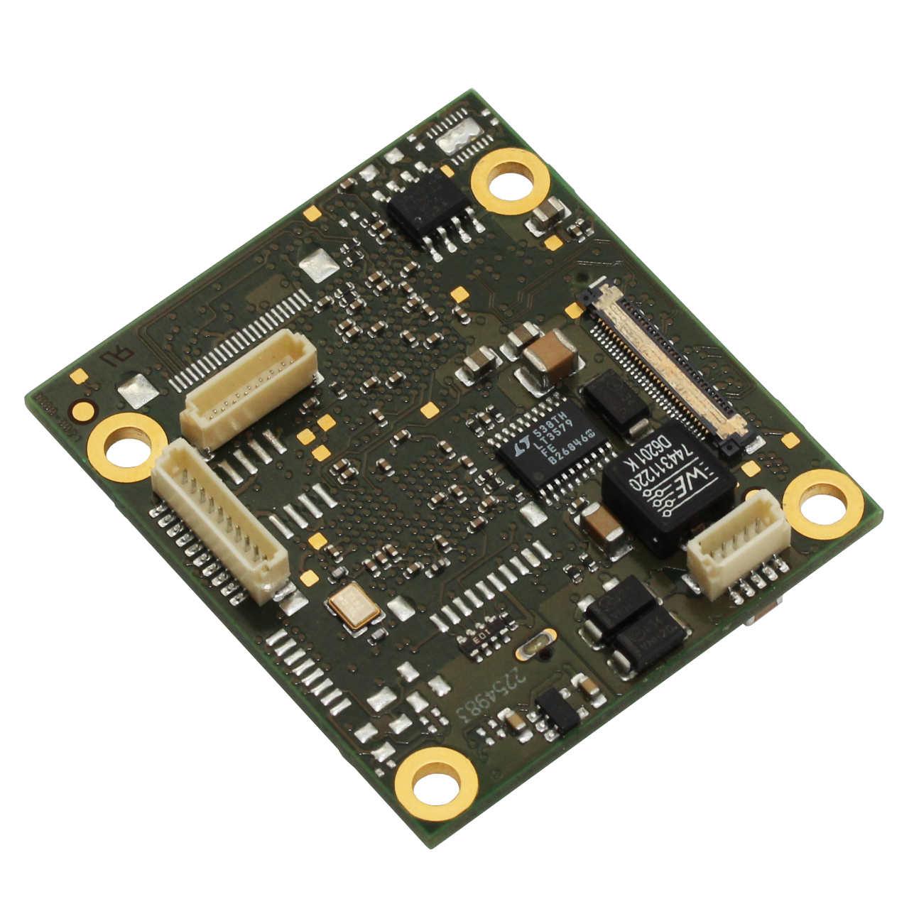 TL6035 |USB 3.0, Vertical Micro B Connector