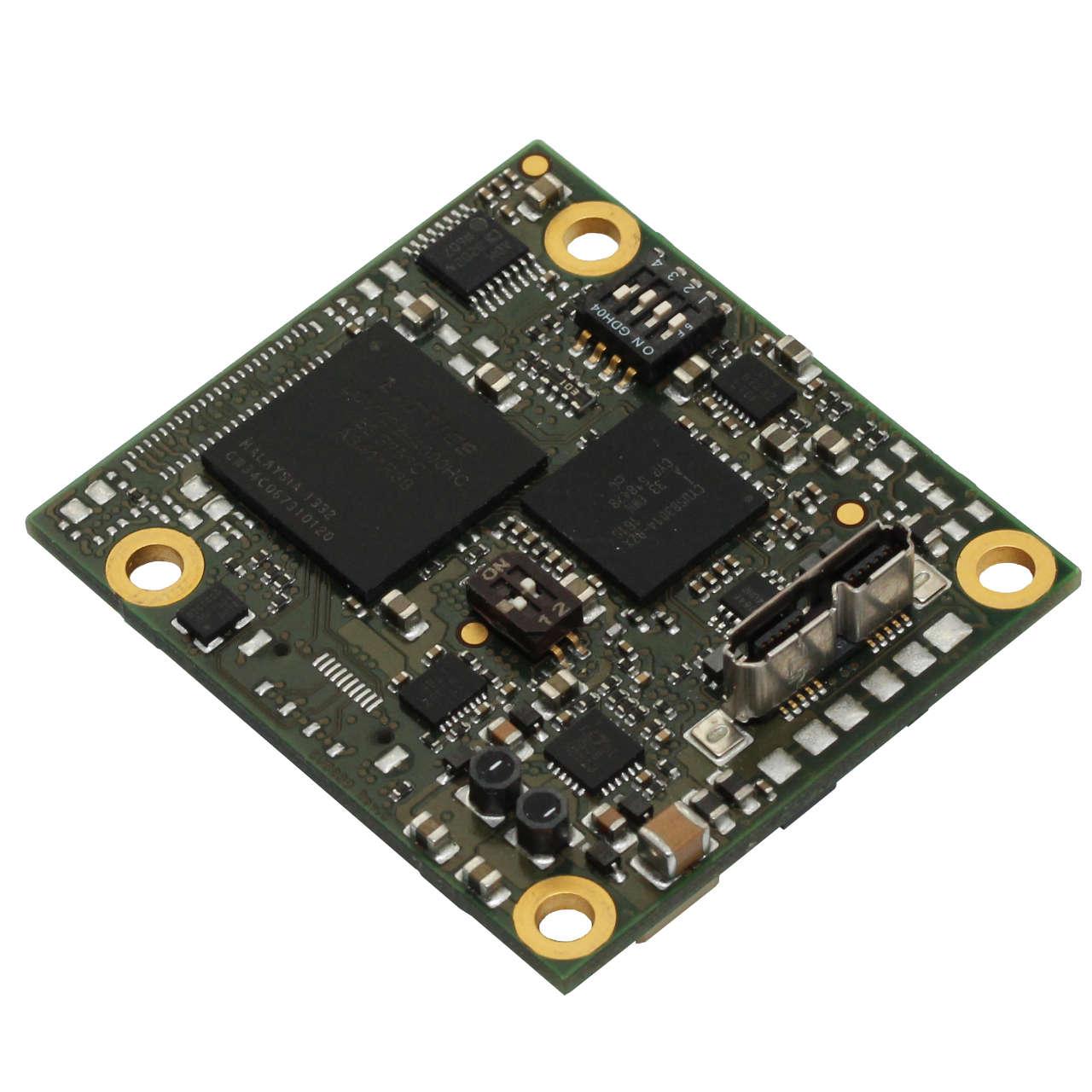 TL6636 |USB 3.0, Vertical Micro B Connector (Trigger)