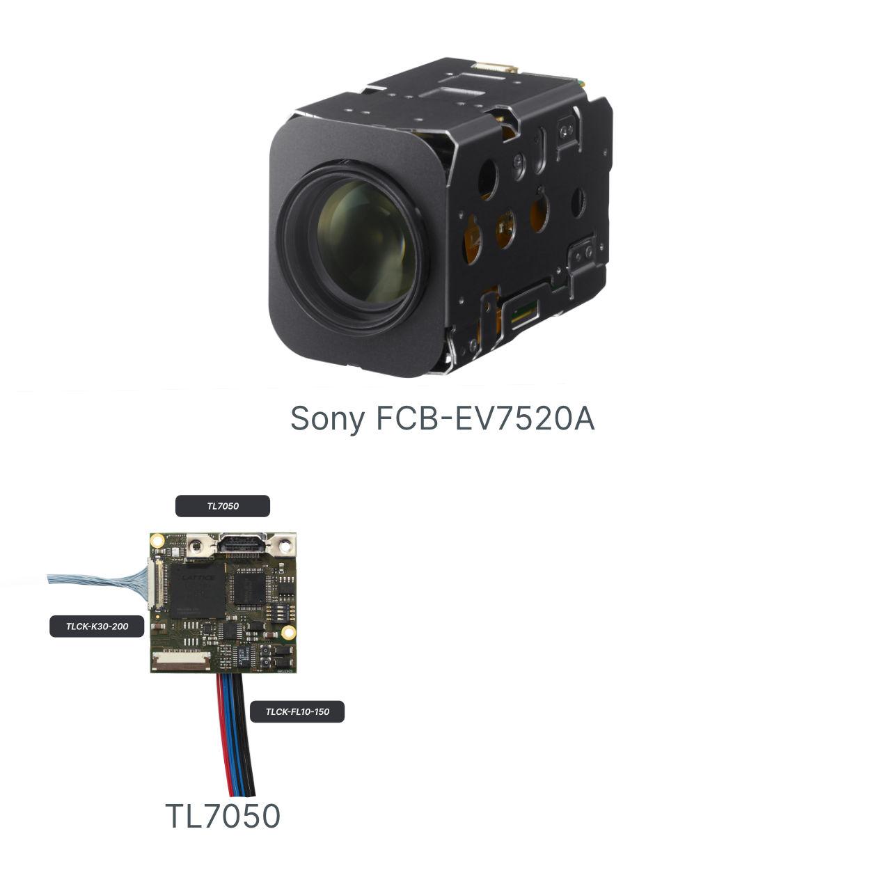 TL7050 | Dual HD-SDI and HDMI Interface