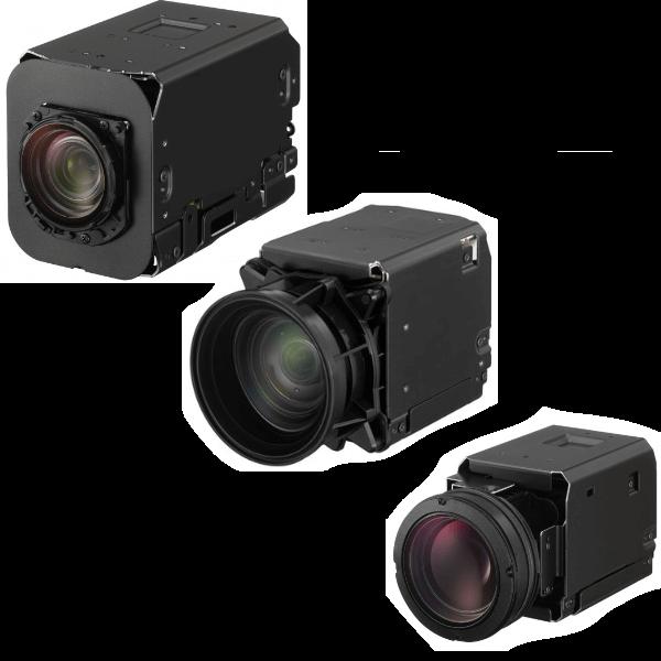 HD Block Camera